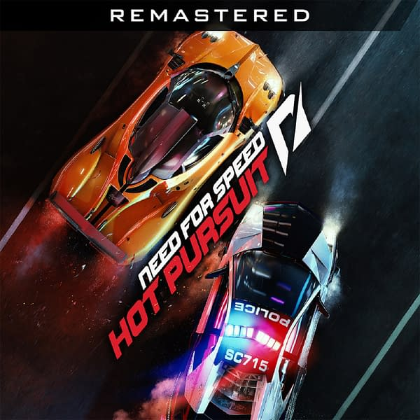 Electronic Arts Announces Need For Speed: Hot Pursuit Remastered