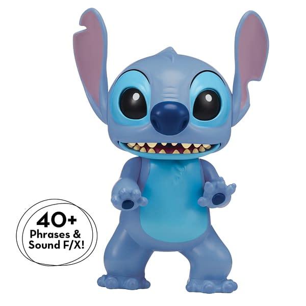 Playmates Announces New Interactive Stitch from Disney's Lilo & Stitch