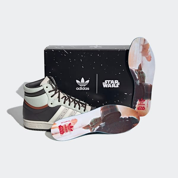 Wear The Mandalorian as Adidas Announces Themed Shoes