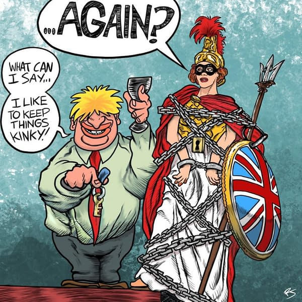 Great Britain - And Its Comic Shops - To Enter Lockdown Again