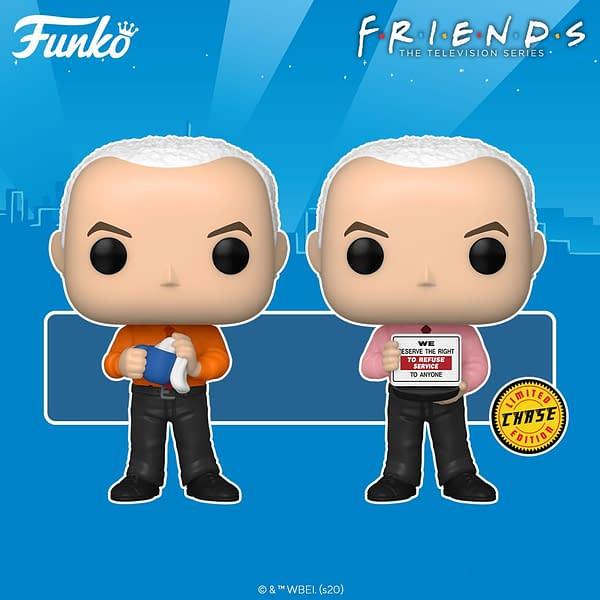 The One Where Funko Announces Wave of Friends Pop Vinyls