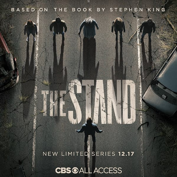 The Stand premieres on CBS All Access in December (image: CBS All Access)