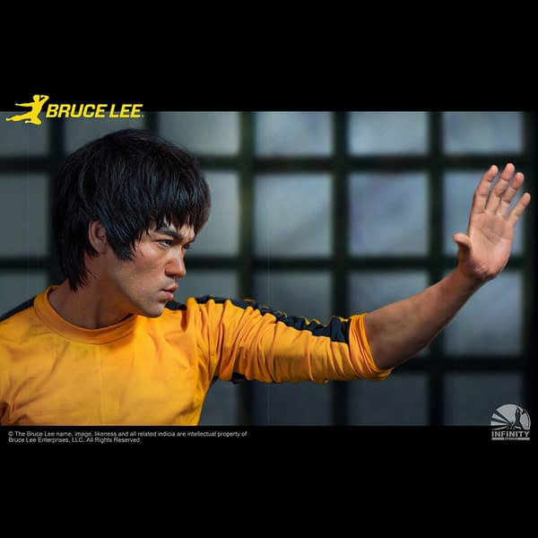 Infinity War Celebrates the Birthday of Bruce Lee With New Statue