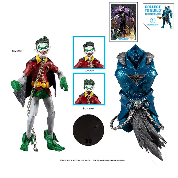 The Perfect DC Comics Gifts This Year Is From McFarlane Toys