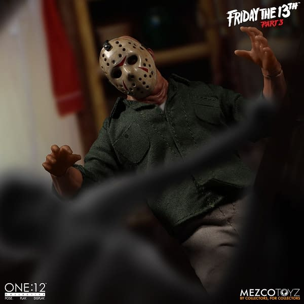 Jason Voorhees Returns for Friday the 13th from Mezco Toyz