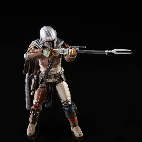 Carbonized The Mandalorian Figure Returns to Target for Mando Monday