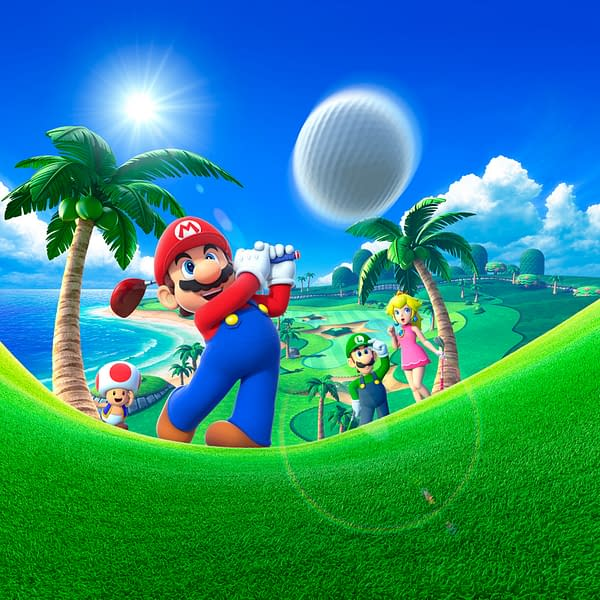 Why haven't we seen a Mario Golf game so far on the Switch? Courtesy of Nintendo.