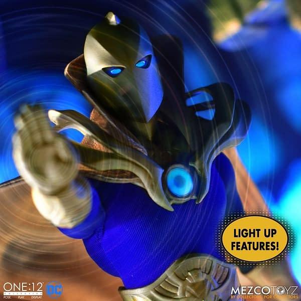 DC Comics Dr. Fate Creates Some Magic With Mezco Toyz
