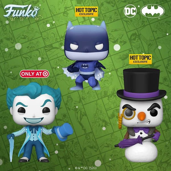 Funko is Your One-Stop Gift Shop for the Holiday Season