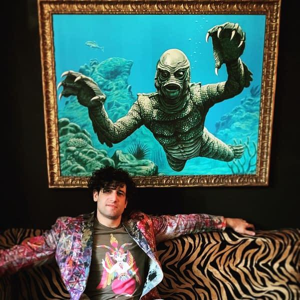 Archenemy: Director Adam Egypt Mortimer Talks Film's Comic Influence