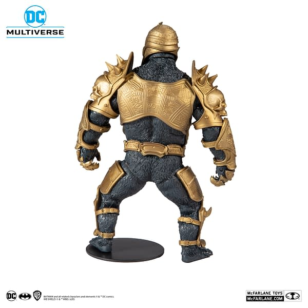 Injustice 2 Flash and Gorilla Grodd Land at McFarlane Toys