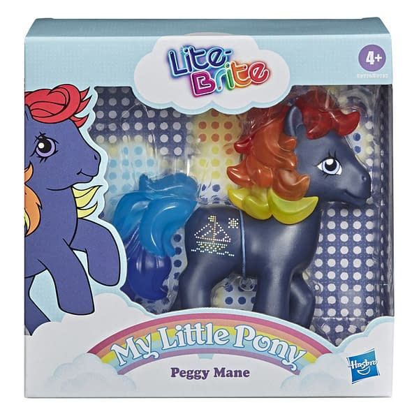 My Little Pony Gets Retro Toys Mash-Up Figures from Hasbro