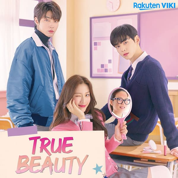 True Beauty: Hit Webtoon Gets Live Action TV Series on Viki