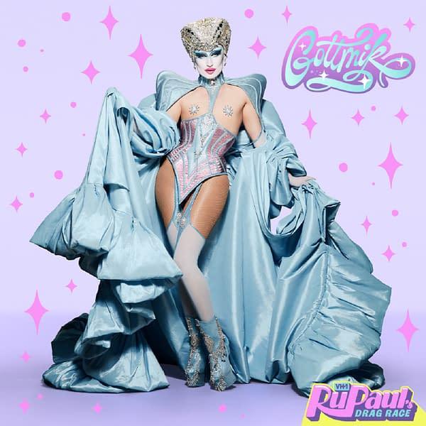 RuPaul's Drag Race Casts First Ever Transman Drag Queen GottMik (Image: VH1)