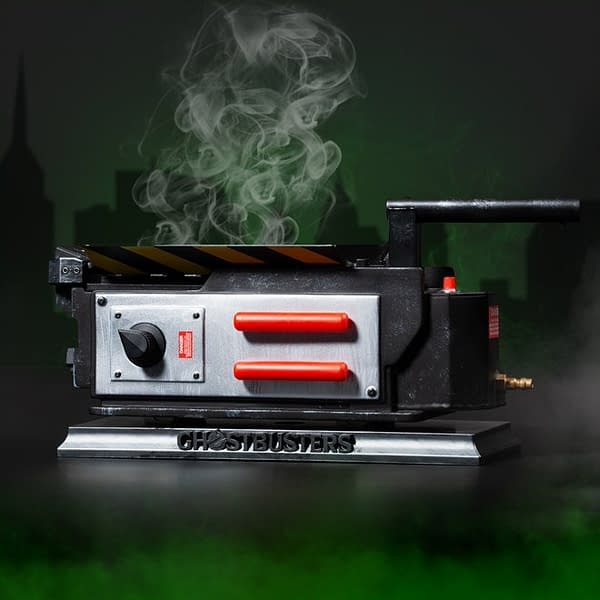 Burn Some Ghosts With Ghostbusters Incense Burner From Numskull