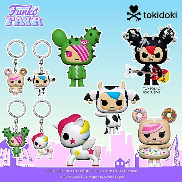 Funko Fair Day 2 Animation Pop Reveal Round-Up
