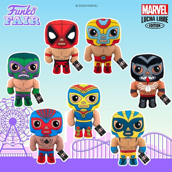 Funko Sadly Disappoints With Marvel Funko Fair Announcements