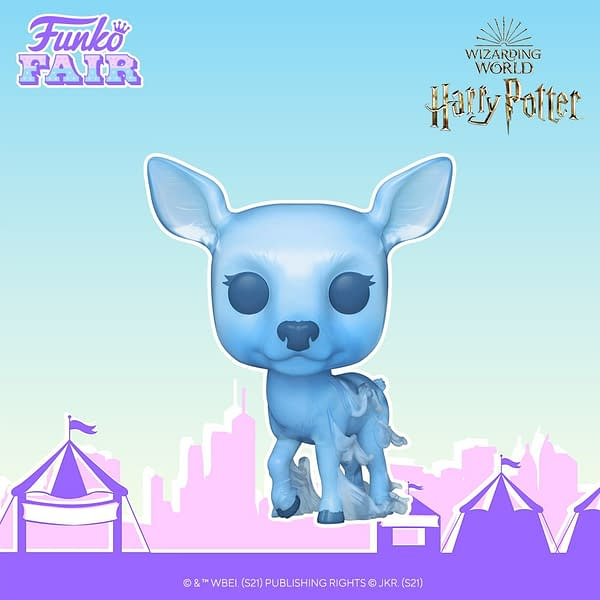 New Harry Potter Patronus Pops Revealed During Funko Fair