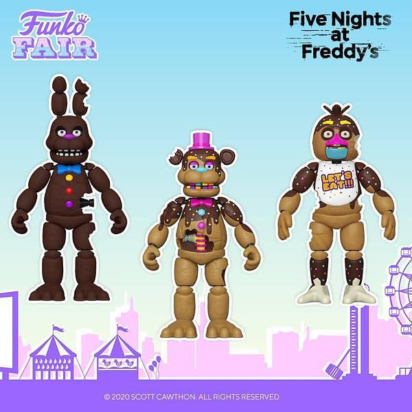 Funko Fair 2021 Reveals Recap - Sports & Games