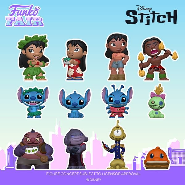 Lilo and Stitch Are Back With New Pop Vinyls From Funko