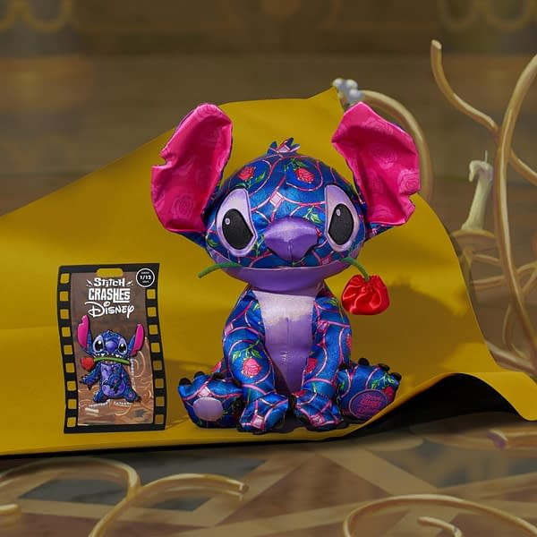Stitch Crashes Disney With New and Exclusive Collectibles