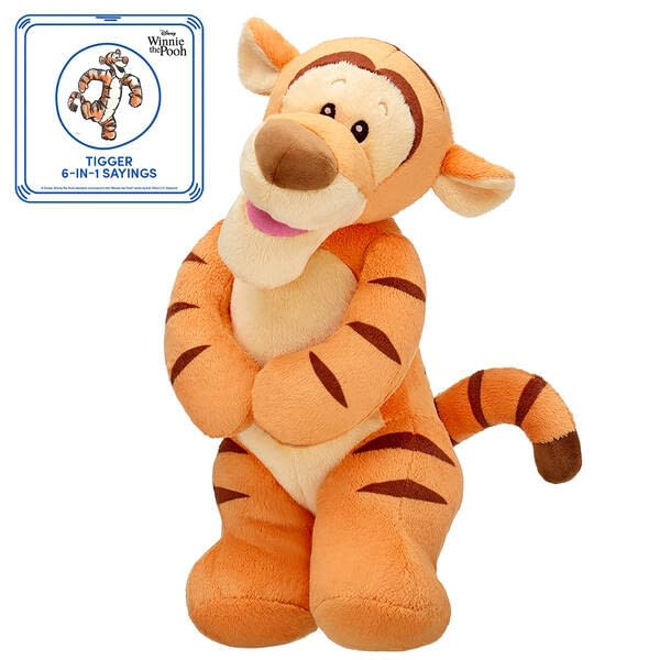 Winnie the Pooh Returns to Build-A-Bear and he Brought His Friends