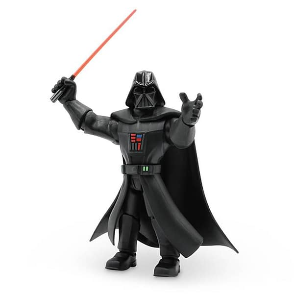 Embrace the Dark Side With New Star Wars Toybox Figures at shopDisney
