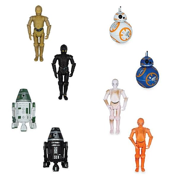 Star Wars Color Changing Droids and Droid Factory Arrive At shopDisney