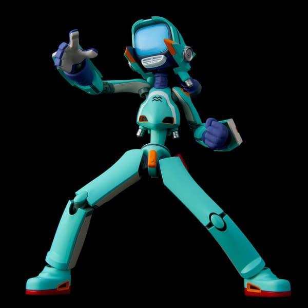 FLCL is Back With Brand New Canti Figures From 1000 Toys