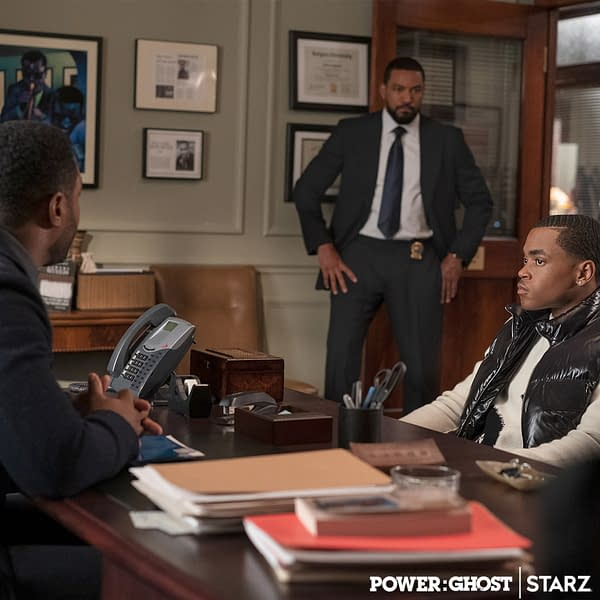 Power Book II: Ghost Season Finale Preview: Is Tariq Out of Options?