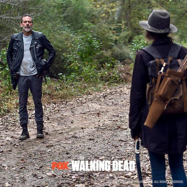 The Walking Dead Season 10c preview images. (Image: FOX UK/AMC Networks)