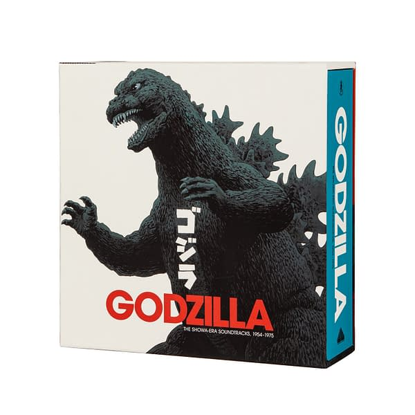 Godzilla: The Showa Era Soundtracks Set On Order At Waxwork Records
