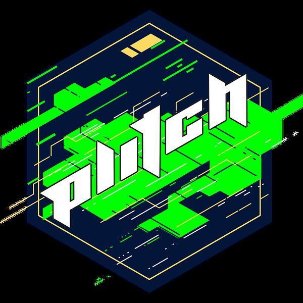 The main logo for PLITCH, courtesy of MegaDev.