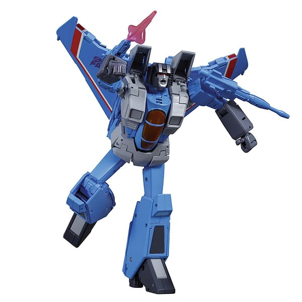 Transformers Thundercracker Takes to the Sky With New Hasbro Figure
