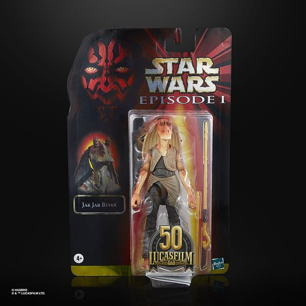 Star Wars: The Phantom Menace is Back with New Hasbro Figures