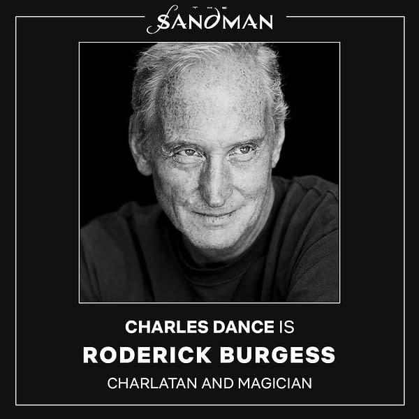 The Sandman Series Casts Tom Sturridge, Gwendoline Christie & More