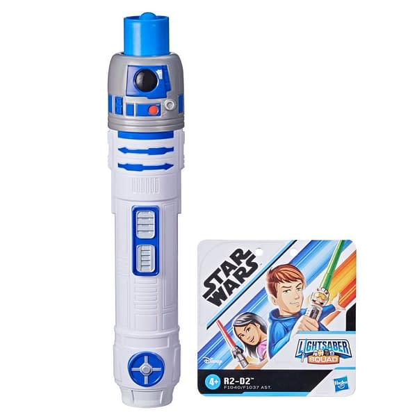 Special Star Wars Character-Themed Lightsabers Arrive From Hasbro