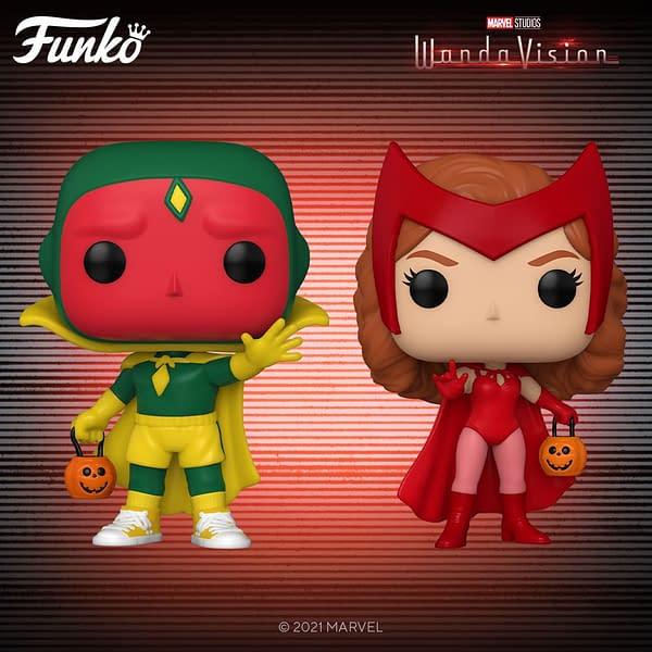 Funko Announces New Exclusive WandaVision Pop For (SPOILER)!