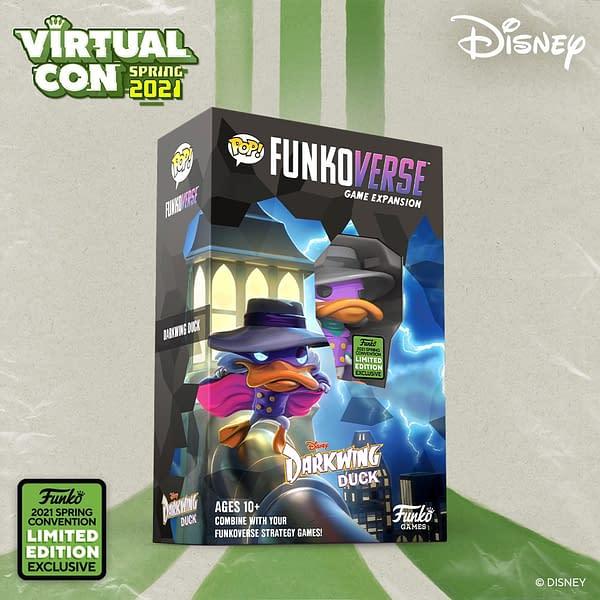 Funko ECCC Reveals - Darkwing Duck, Pokemon, and Scott Pilgrim