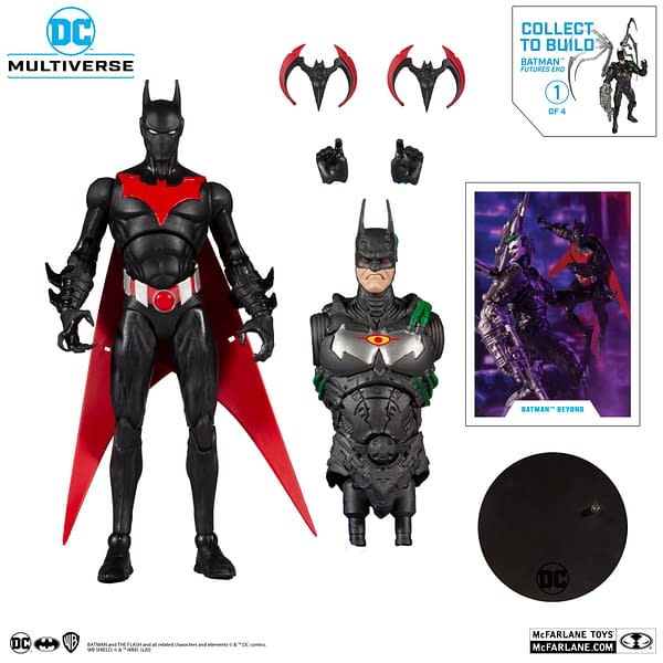 Batman Beyond Gets a Full Figure Reveal From McFarlane Toys