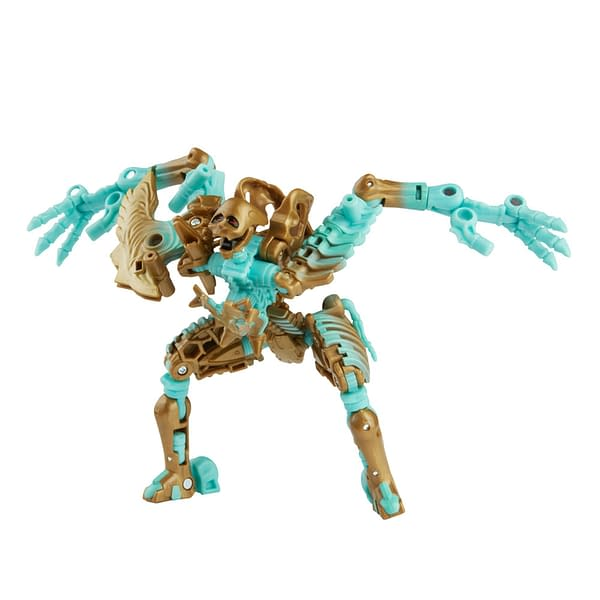 Transformers Transmute Returns With Special Edition Figure From Hasbro