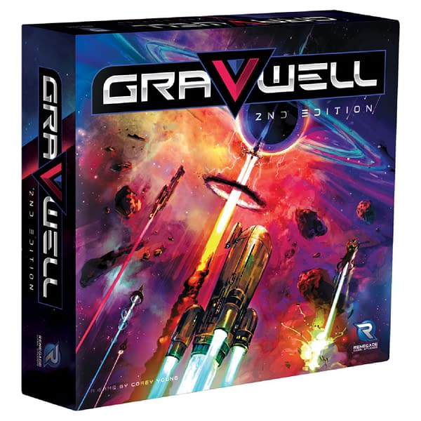 Gravwell 2nd Edition Will Be Coming Out Later This Year