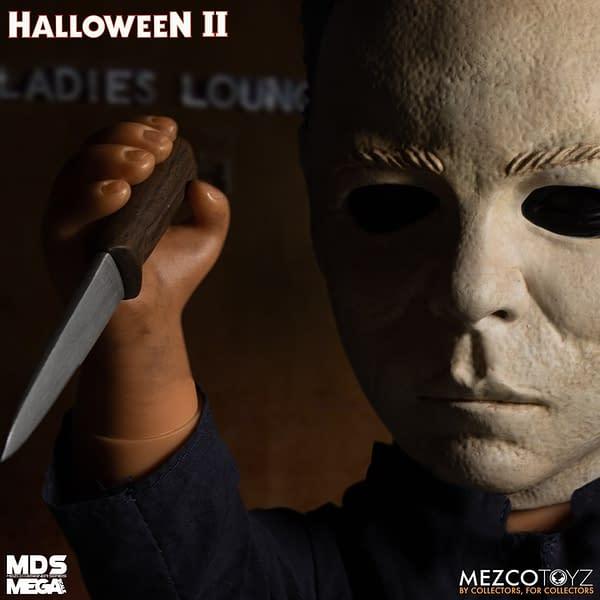 Michael Myers Kills Again With New Halloween II Figure From Mezco