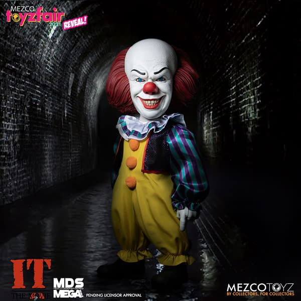 Mezco Toyz Brings the Horror with Dead Dolls and Designer Series