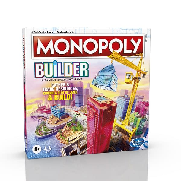 A look at the box art for the Builder edition, courtesy of Hasbro.