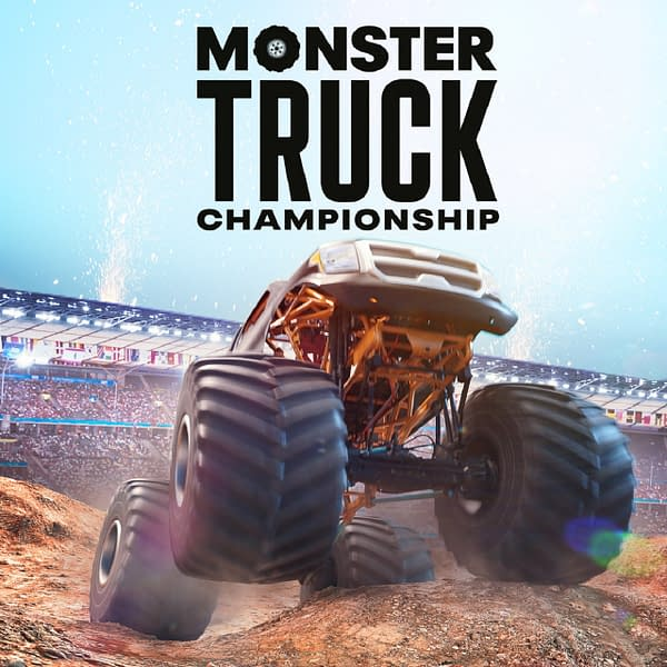 Will you have what it takes to be the king of the monster trucks? Courtesy of Nacon.