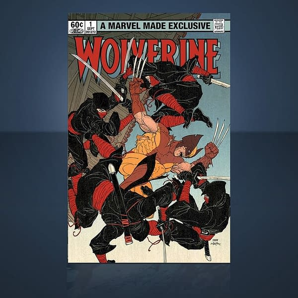 First Look At Chris Claremont's New Wolverine Comic From Marvel Made