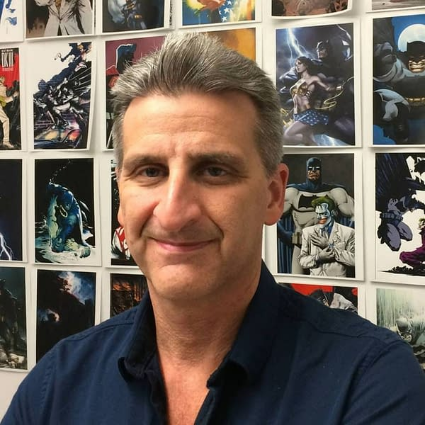 After 29 Years At DC Comics, Vince Letterio Joins Dynamite