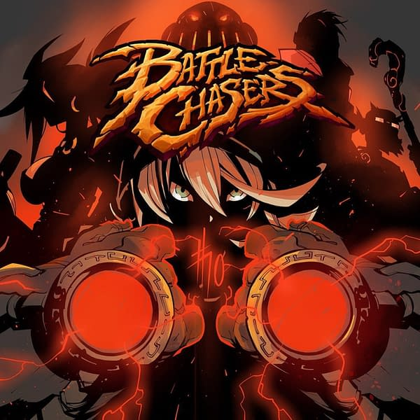 After 20 Years Joe Madureira Teases Return Of Battle Chasers With #10