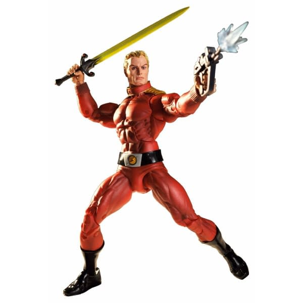 Flash Gordon and the Defenders of Earth Return With NECA